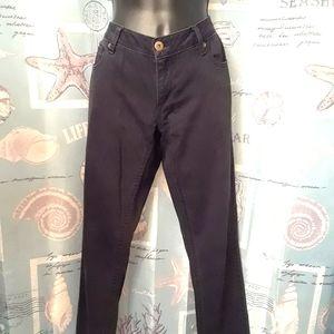 Arizona Jean Co Skinny Soft Black Jeans